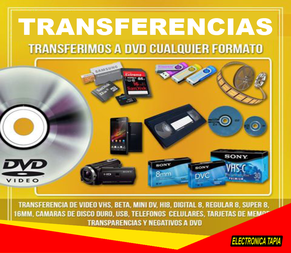 <strong>Video Transferencias</strong>