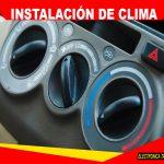 <strong>Instalacion de Clima Automotriz</strong>