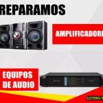 <strong>Reparacion de equipos de audio</strong>