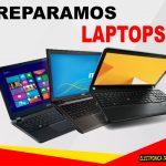 <strong>Reparacion de Laptops</strong>