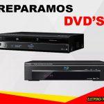 <strong>Reparacion de DVDs</strong>